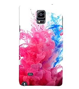 GADGET LOOKS PRINTED BACK COVER FOR Samsung Galaxy Note 4 MULTICOLOR