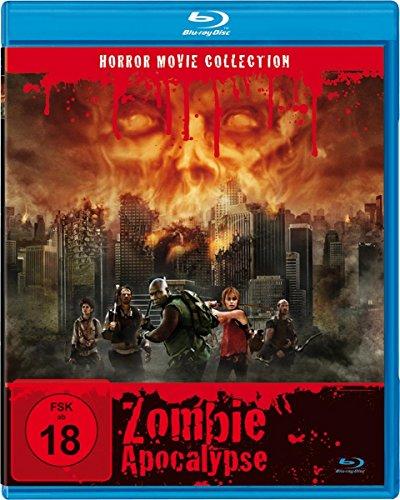 Zombie Apocalypse (Blu-ray)