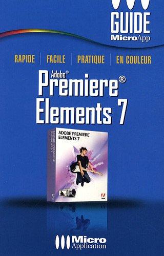 Premiere Elements 7 par Frédéric Helmer