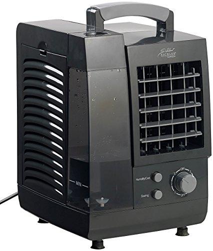 Produktbild Sichler Luftkühler Klimageräte: Kompakter 3in1-Tisch-Luftkühler, Luftbefeuchter & -Luftfilter, 60 W (Luftfeuchter)