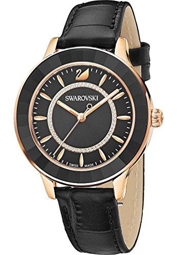 Swarovski Damen-Uhren Analog Quarz One Size Leder 87538737