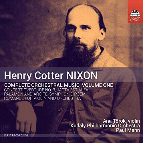 Sämtliche Orchesterwerke Vol.1
