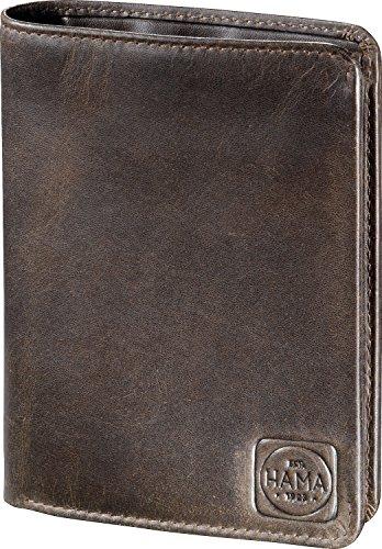 Hama Einsteckfach von 4 Seiten für DIN-A5-Schreibblock