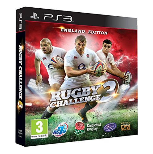 Rugby Challenge 3 (PS3) UK IMPORT