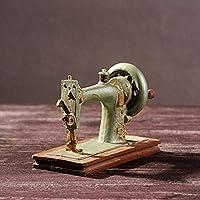 Axiba Resina de Antigua Que la tecnología de máquina de Coser Antigua decoración tamaño: 13.5