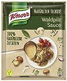 Knorr Natürlich Lecker Walppilz Sauce, 12er Pack (12 x 250 ml)