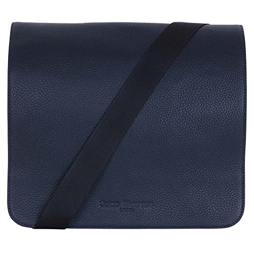 David Hampton , Borsa Messenger  Uomo Midnight