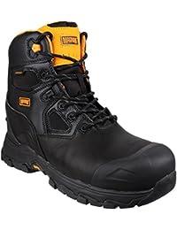 Magnum Barcelona 6.0 Composite Toe & Plate Waterproof, Zapatos de Seguridad Para Hombre