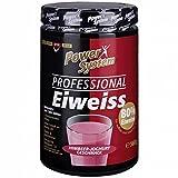 Power System Professional Eiweiss, Himbeer-Joghurt (1 x 360 g)