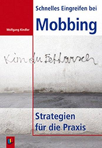 Schnelles Eingreifen bei Mobbing - Strategien für die Praxis