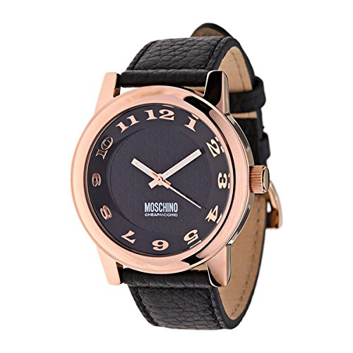 Moschino MW0264 Button Analog Watch For Couple