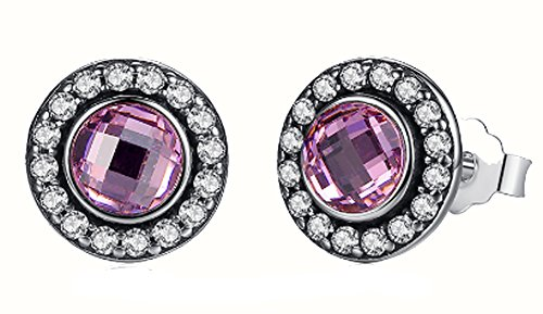 saysure-925-sterling-silver-brilliant-legacy-stud-earrings