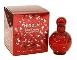 BRITNEY SPEARS HIDDEN FANTASY agua de perfume vaporizador 100 ml
