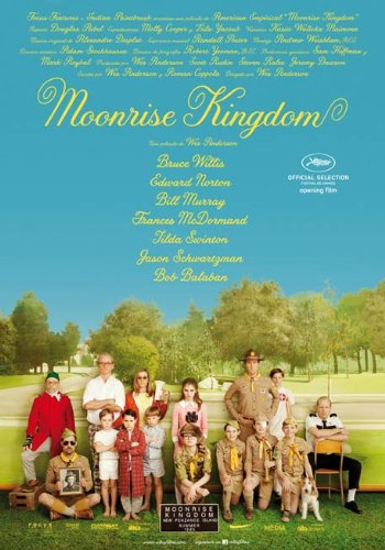 Bild von Moonrise Kingdom (2012) (Import)