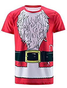 COSAVOROCK Disfraz de Papá Noel