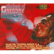 Gregory Isaacs - Best Of