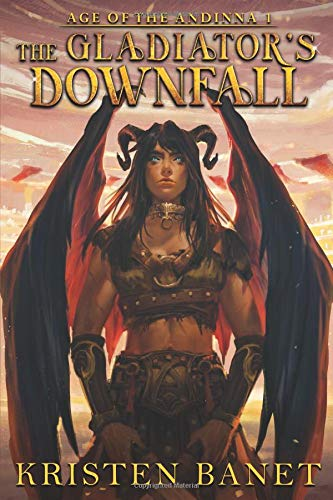 The Gladiator's Downfall (Age of the Andinna) por Kristen Banet