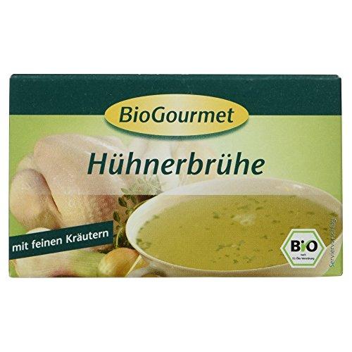BioGourmet Bio Hühnerbrühe, 88 g