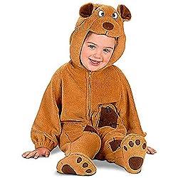 Oso Niño 90cm Mono withHeadpiece Disfraz infantil de Animal Jungle Farm vestido de lujo