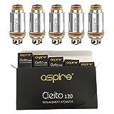 Echt Aspire Cleito 120 Spirale 5er Pack 0,16 Ohm