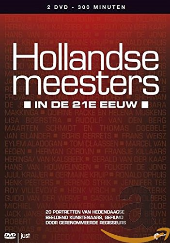 Hollandse Meesters - Seizoen 2 (1 DVD) (Box Von Dutch Master)