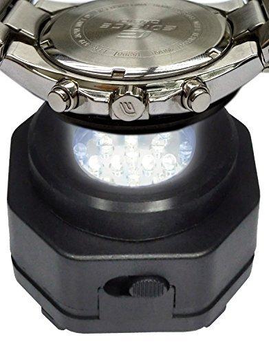 Orologio solare caricatore. Coolfire professionale caricabatterie per Casio, cittadino e Seiko Solar Watch (CSC01)