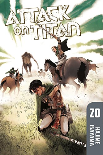 In this post-apocalyptic sci-fi story, humanity has been devastated by the bizarre, giant humanoids known as The Titans. Little is known about where they came from or why they are bent on consuming mankind. Seemingly unintelligent, they have roamed t...