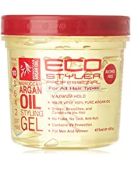 Moroccan Argan Oil Styling Gel 12oz