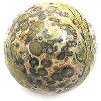 Kugel Rhyolith Leopardenstein 5 cm preisvergleich bei billige-tabletten.eu