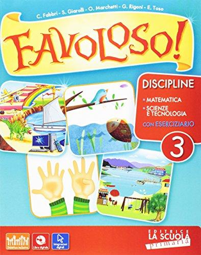 Favoloso. Per la Scuola elementare! Con e-book. Con espansione online: 3