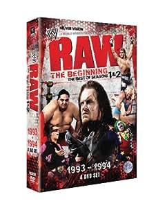 WWE - Raw The Beginning Seasons 1 & 2 [DVD]