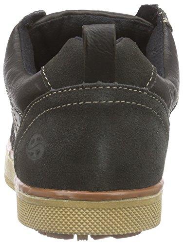 Dockers by Gerli 37to001-206380, Sneakers basses homme Marron (dunkelbraun 380)