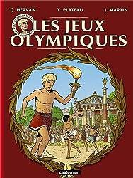 Les voyages d'Alix : Les jeux olympiques