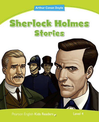 Level 4: Sherlock Holmes Stories (Pearson English Kids Readers)