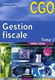 Gestion fiscale - Tome 1