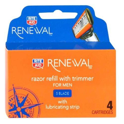 rite-aid-m5-magnum-razor-trimmer-cartridges-5-blade-4-ct-by-rite-aid
