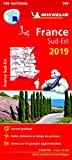 Carte France Sud-Est Michelin 2019...