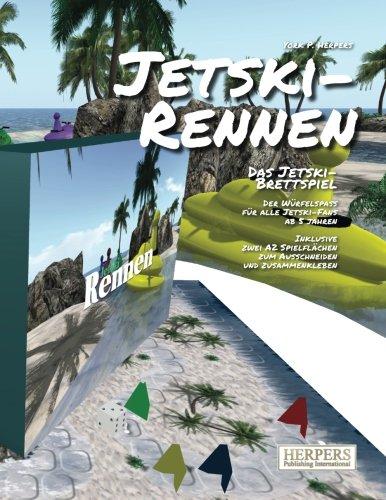 Price comparison product image Jetski-Rennen / Das Jetski-Brettspiel