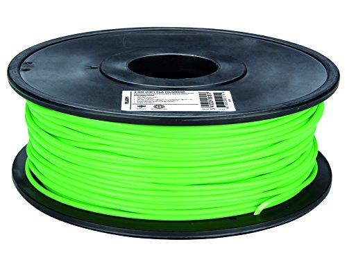 Fil pour imprimante 3D plastique PLA Ø3 mm vert clair Velleman PLA3V1