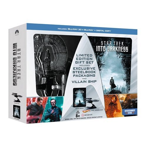 star-trek-into-darkness-blu-ray-the-villain-edition-comprende-blu-ray-2d-e-3d-in-confezione-di-metal