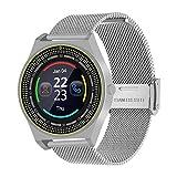 Sunmiy Orologio elettronico di Sport Tracker Orologio contatore di Passo Intelligente Affari Smartwatch