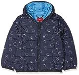 s.Oliver Baby-Jungen Jacke 59.808.51.5136, Blau (Dark Blue AOP 58b0), 74