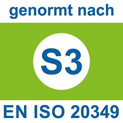 Atlas Duo Soft 765 Hi S3 - Arbeitsschuh En ISO 20349 P WG Hi HRO Schwarz