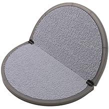 Fitfeet tappetino poggiapiedi per spogliatoio Art. FIT1 (Base GRIGIA interno GRIGIO)