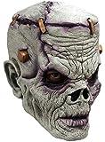 Générique–mahal680–Máscara completo látex adulto Frankenstein Zombie–Talla única
