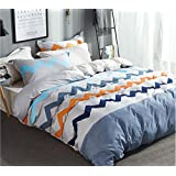 101% Cotton King Size Bedsheet (3 Piece Combo Set Of 1 Camerinage King Bedsheets With 2 Pillow Covers -220 GSM)