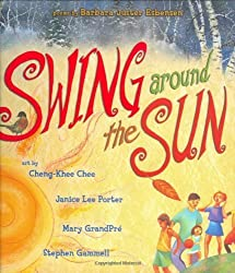 Swing Around the Sun: Poems (Picture Books) by Barbara Juster Esbensen (2002-12-01)