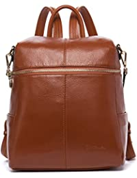 Amazon.co.uk: Brown - Backpack Handbags / Women's: Shoes & Bags