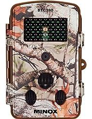 Minox Dtc390 Wildlife Caméra d'Observation pour Chasse Mixte Adulte, Camouflage