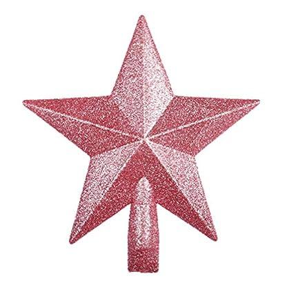 Amosfun-glitzerstern-Weihnachtsbaum-Topper-Urlaub-weihnachtsbaumschmuck-Ornamente-20cm-pink